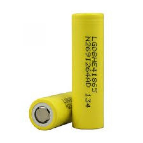 Аккумулятор LG HE4 18650 2500 mAh 35A