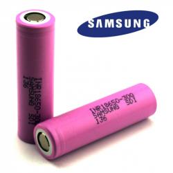 Аккумулятор Samsung Q30 18650 3000 mAh 15A