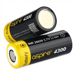 Аккумулятор Aspire INR 26650 40А